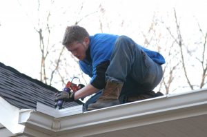 Give Your Home a Gutter Cover for the Holidays