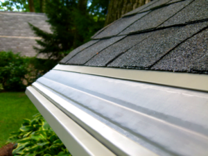 Gutter Covers and Shingles