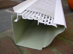 Plastic Gutter Filter Screen
