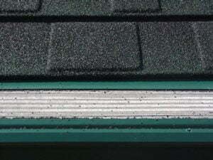 Metal Roof Gutter Guards by MasterShield
