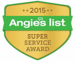 super service award 2015 angie's list